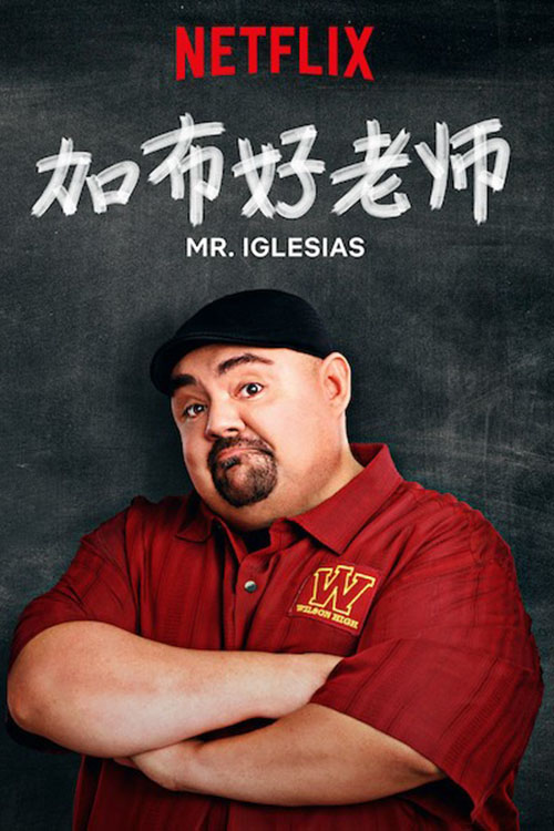 电影《加布好老师》封面