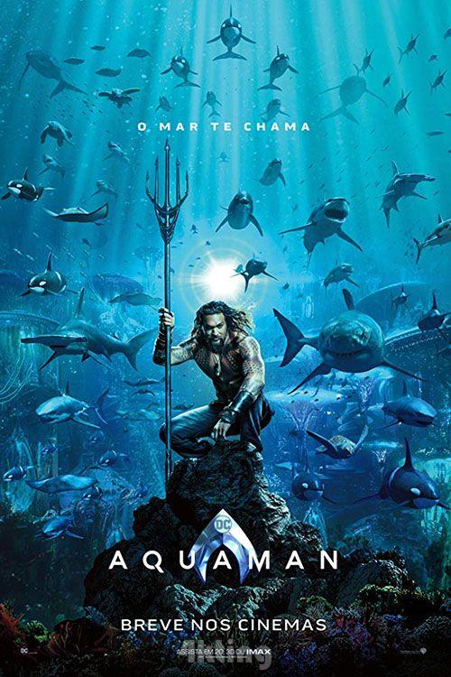 电影《海王》封面