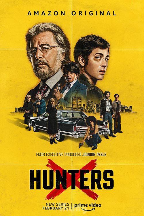 电影《纳粹猎人》封面