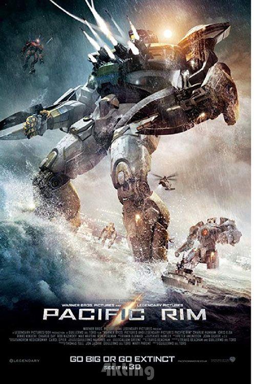 电影《环太平洋》封面
