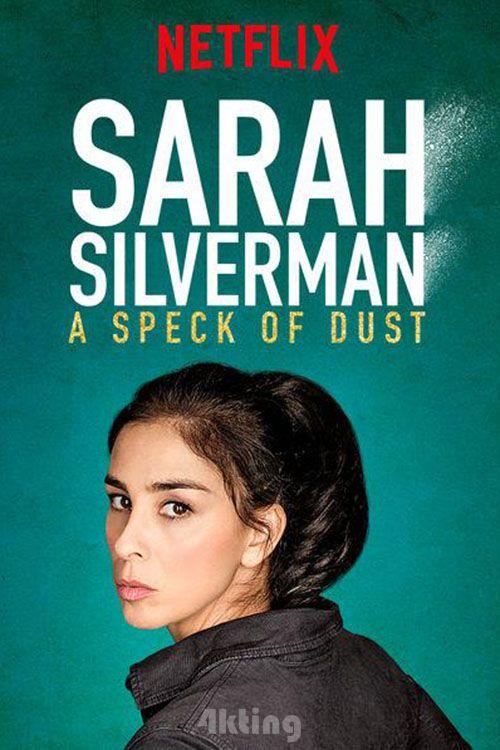 电影《萨拉·西尔弗曼:一尘不染》封面