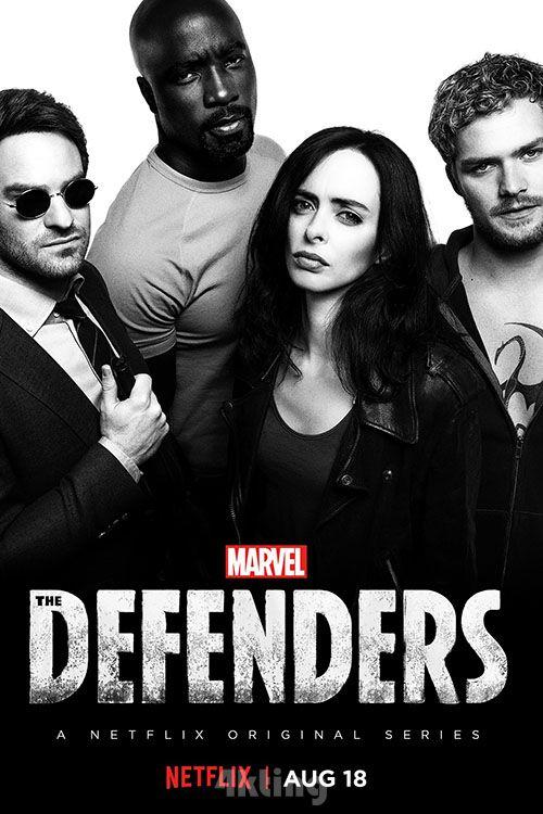 电影《捍卫者联盟》封面
