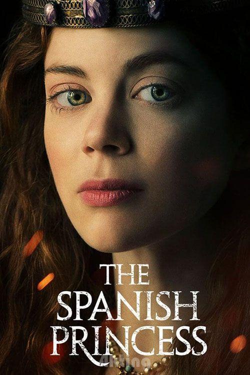 电影《西班牙公主》封面
